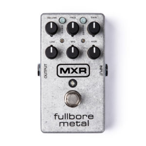 mxr fullbore metal common ground