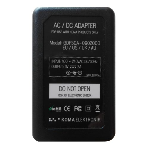 ac dc adapter koma elektronik common ground
