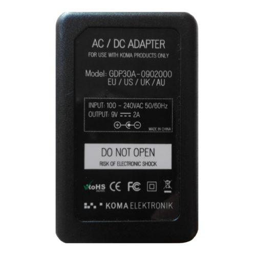 ac dc adapter koma elektronik