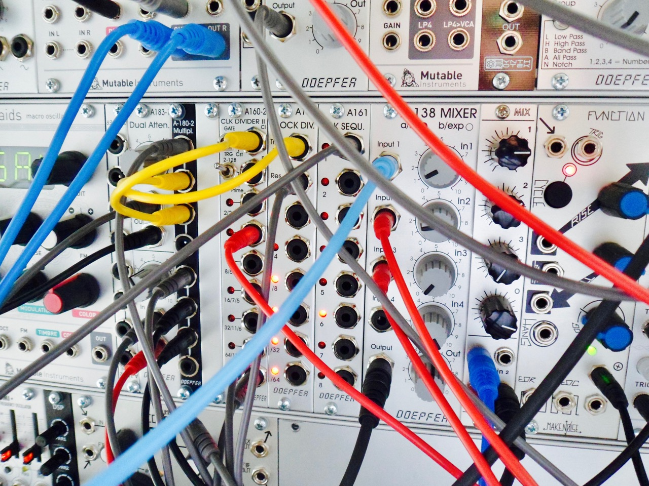 modular synthesizer quickstart workshop common ground. Black Bedroom Furniture Sets. Home Design Ideas
